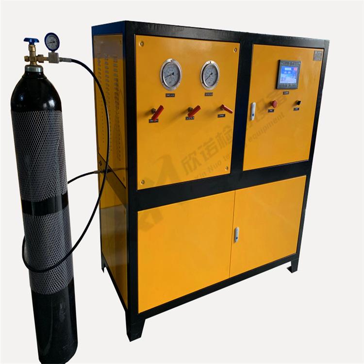 山东欣诺厂家直销液驱气体增压机 全自动控制,欢迎来电咨询示例图1