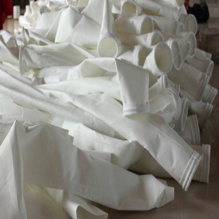 纯然环保生产布袋 常温涤纶除尘器布袋 防水防静电布袋