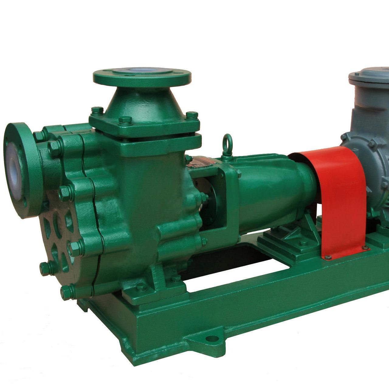 博特泵閥 FZB 襯氟自吸泵 高溫耐腐蝕離心自吸泵 創新設計 環保節能 防腐耐磨