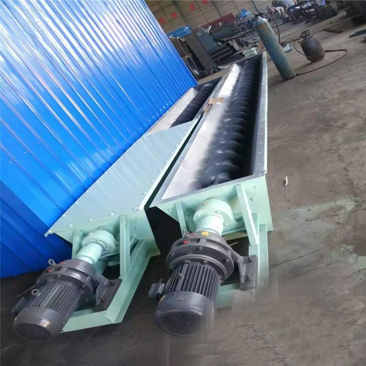 北京盛世新科 廠家供應 安徽U型螺旋輸送機 安徽U型螺旋輸送機價格美麗