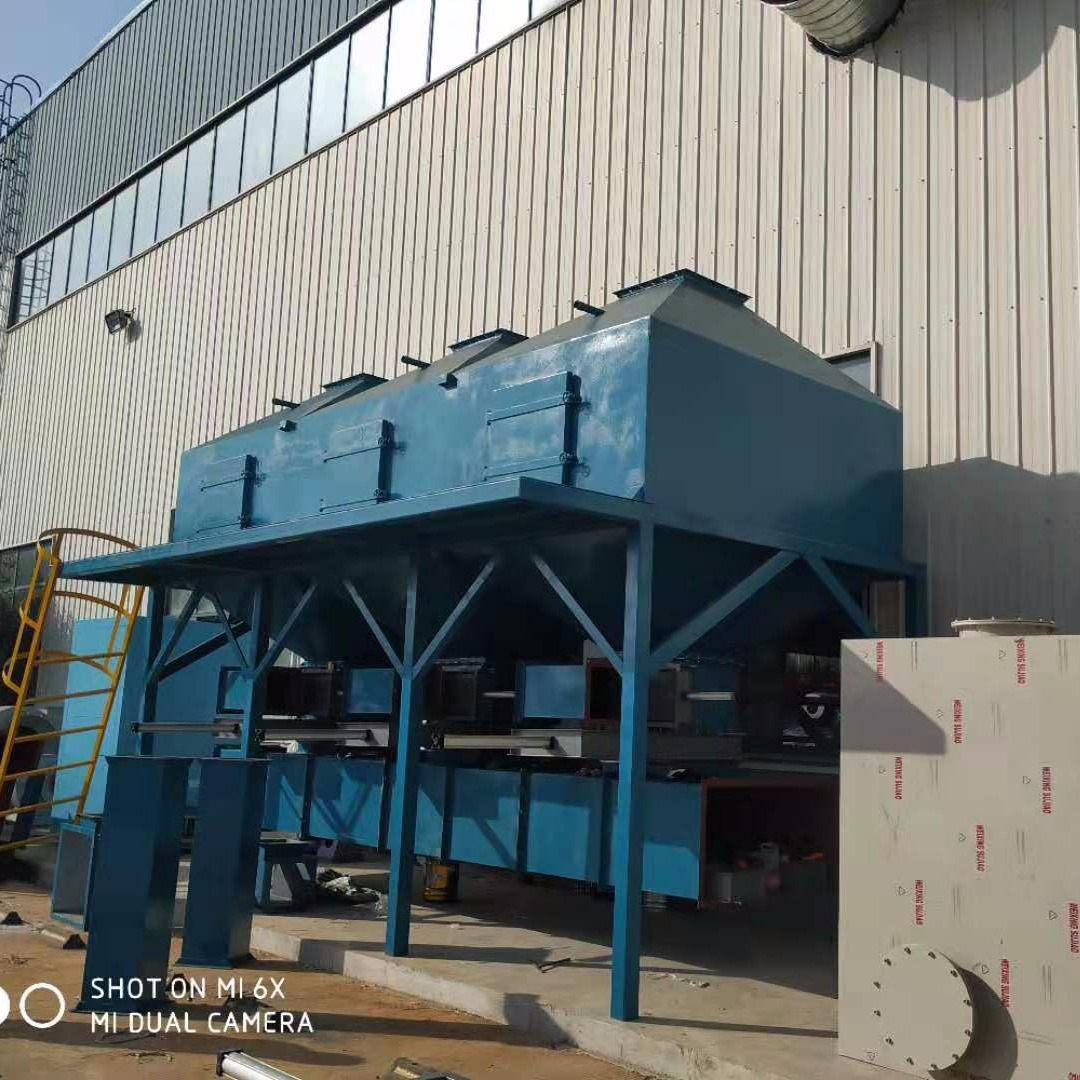 立科環保 催化燃燒設備 VOCs廢氣處理