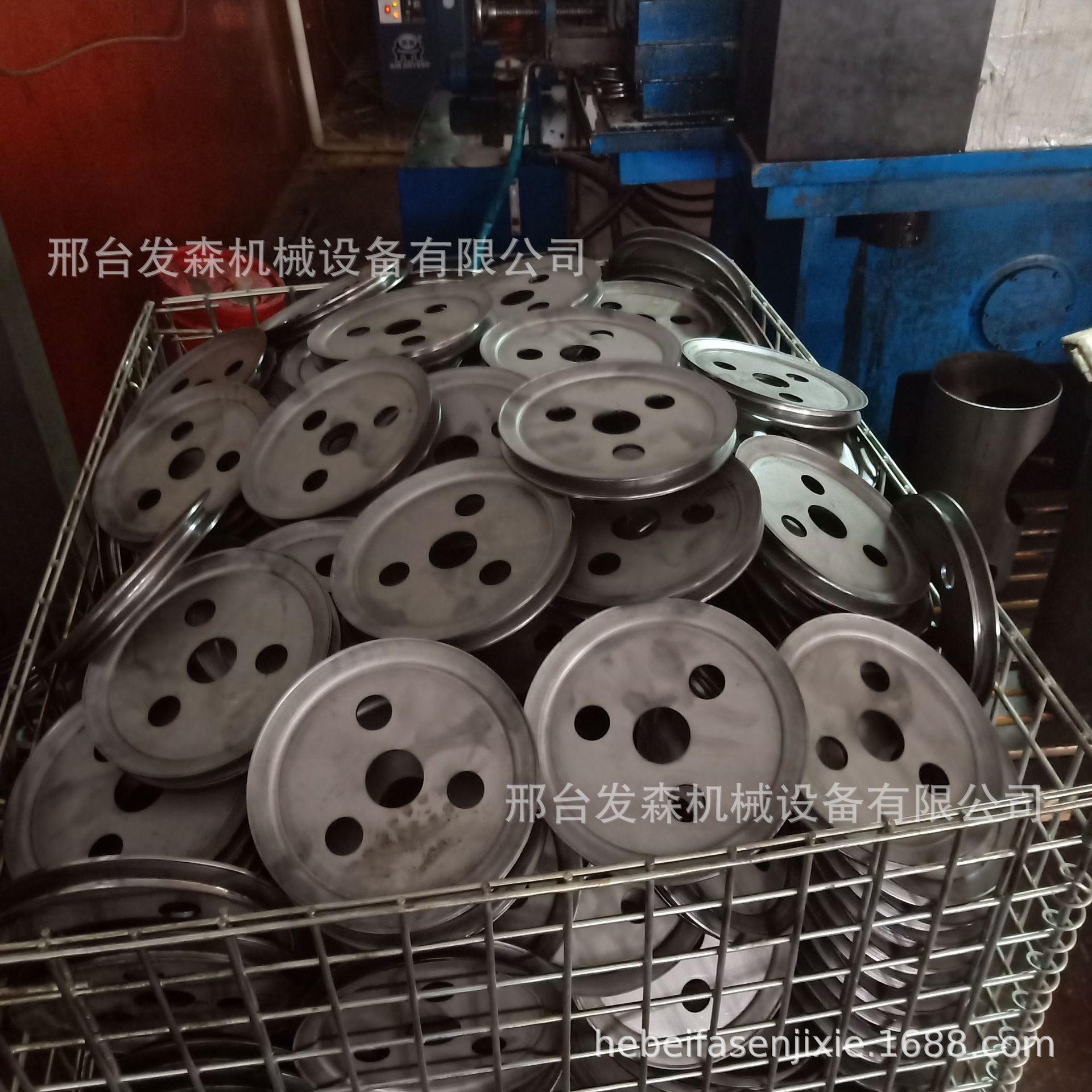 厂家直销劈开式皮带轮 单槽A型直径100皮带轮尺寸精准质量过硬示例图8