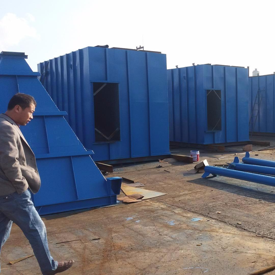 直供 工業燃煤 PPW鍋爐脈沖袋式除塵器 科宇供應 小型脈沖袋式除塵器