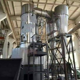 旋转闪蒸干燥机 浆状物料干燥机 柠檬酸钙 磁粉干燥 专业干燥工程定制