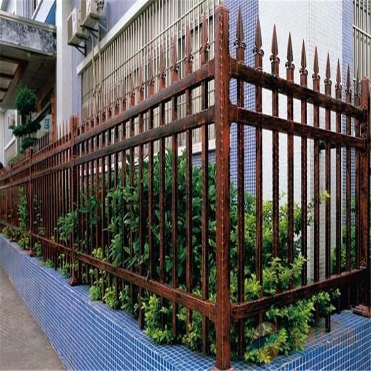 市政花池护栏 社区草坪护栏 公园绿地围栏 云旭 丝网定制