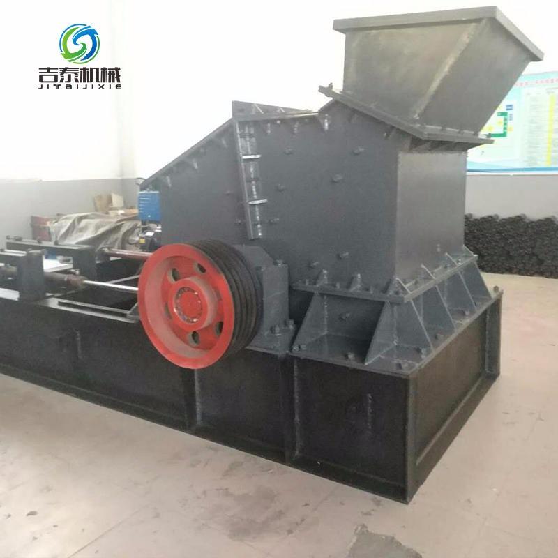 液壓開箱石料制砂機 反擊式細碎制砂機 河卵石粉碎機