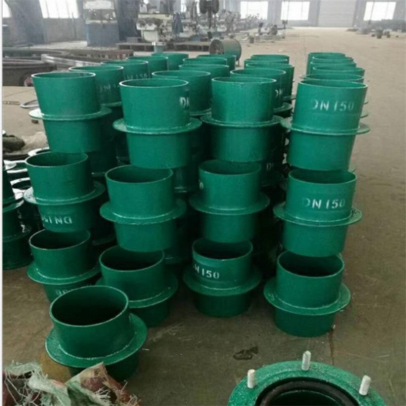 廠家熱賣 鋼性防水套管 AB型剛性防水套管 高度可定制 質優價廉示例圖7