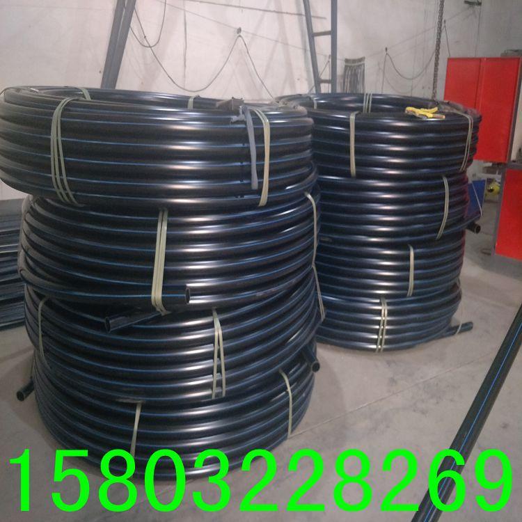 厂家直销PE穿线管耐磨PE电力管黑色阻燃电缆专用穿线管示例图10