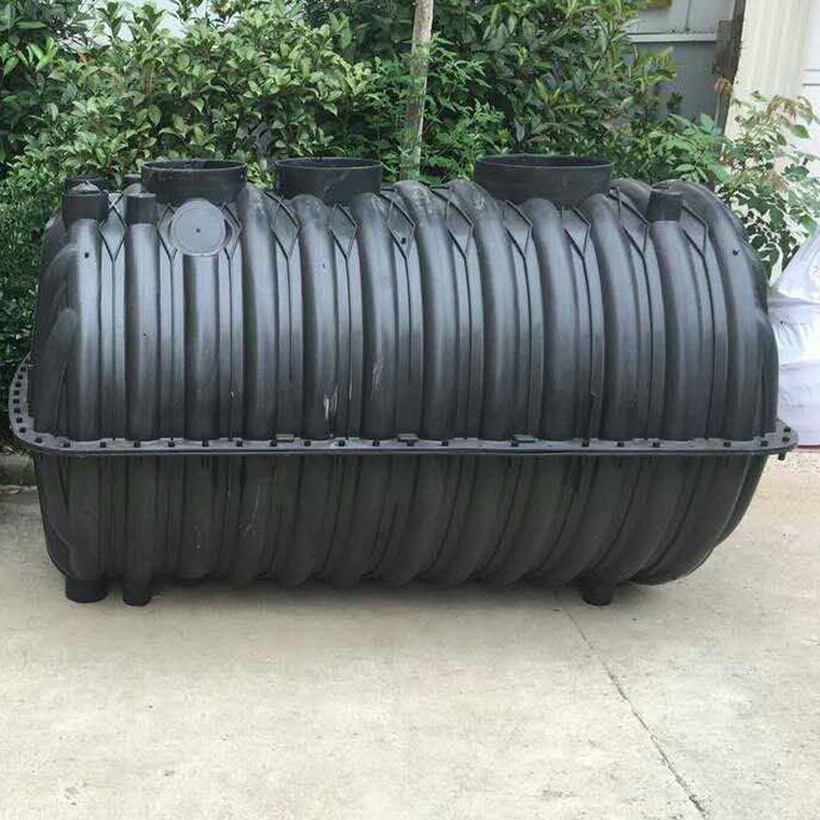 化糞池1立方 三格式 塑料 環保廁所 新農村廁所改造用化糞池示例圖4