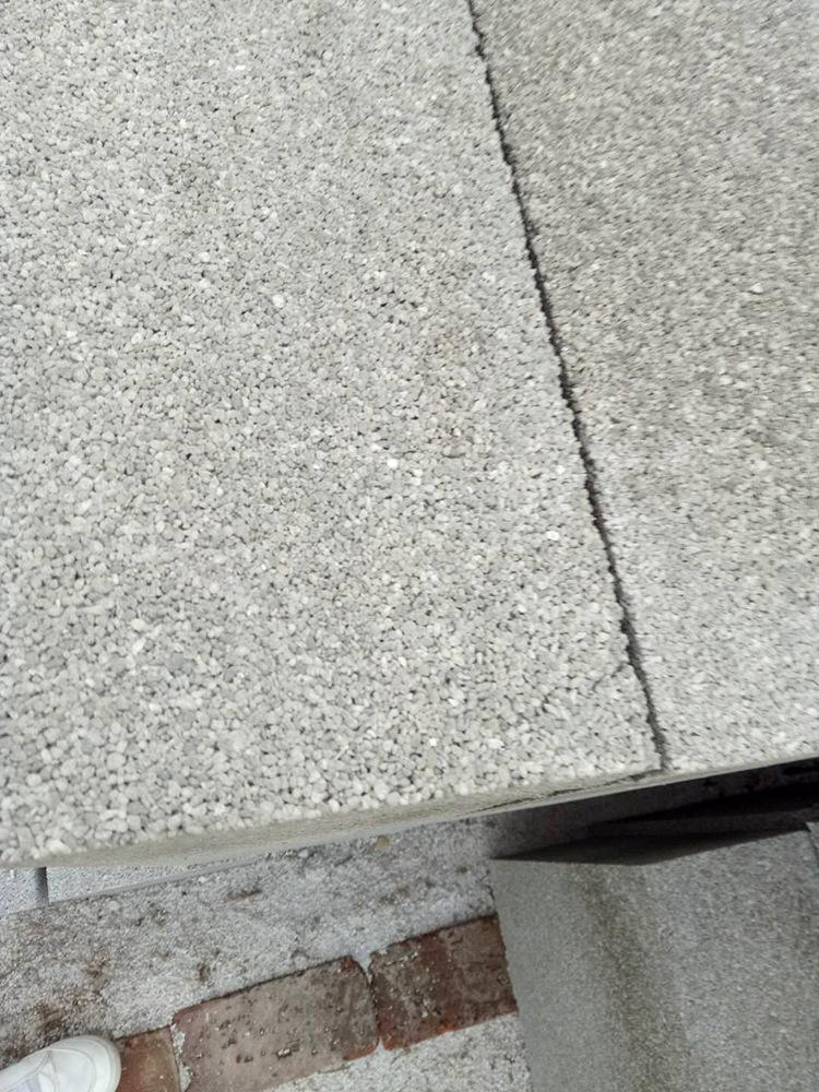 外墙珍珠板憎水珍珠岩保温板 A1级防火板 防火隔离带 玻化微珠板示例图9