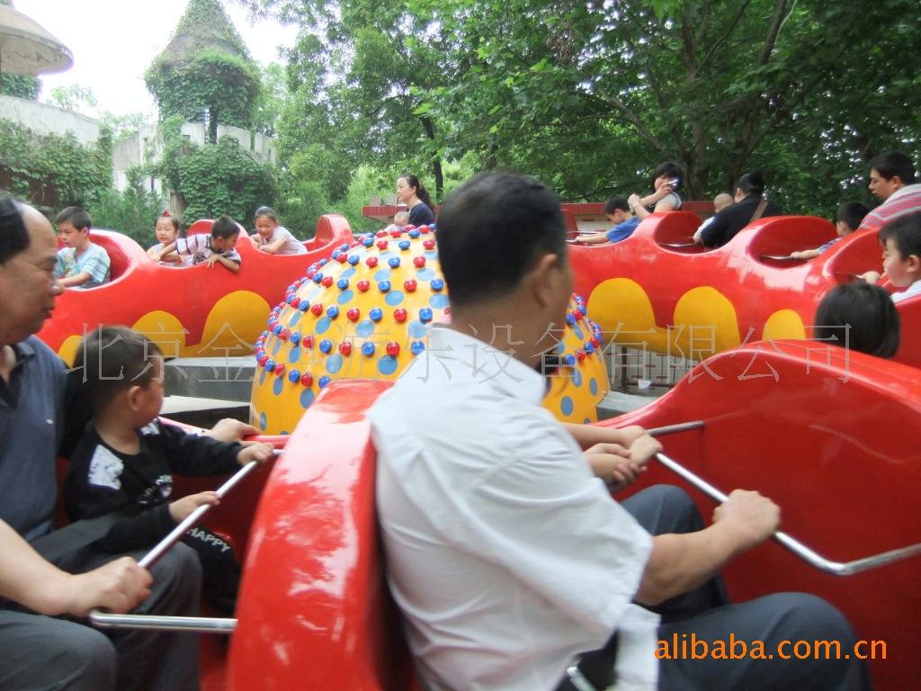第2代蘑菇转盘 游乐设备 游艺机 游乐设施 北京游乐设备示例图1