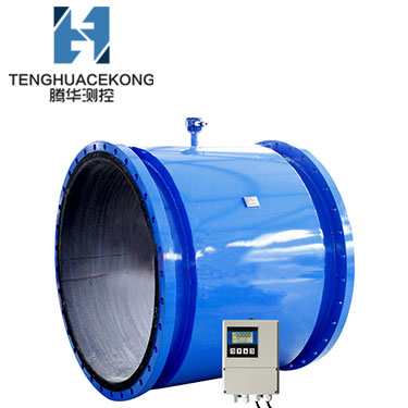 一体式电磁流量计 管道流量计 电磁流量计厂商 江苏腾华测控
