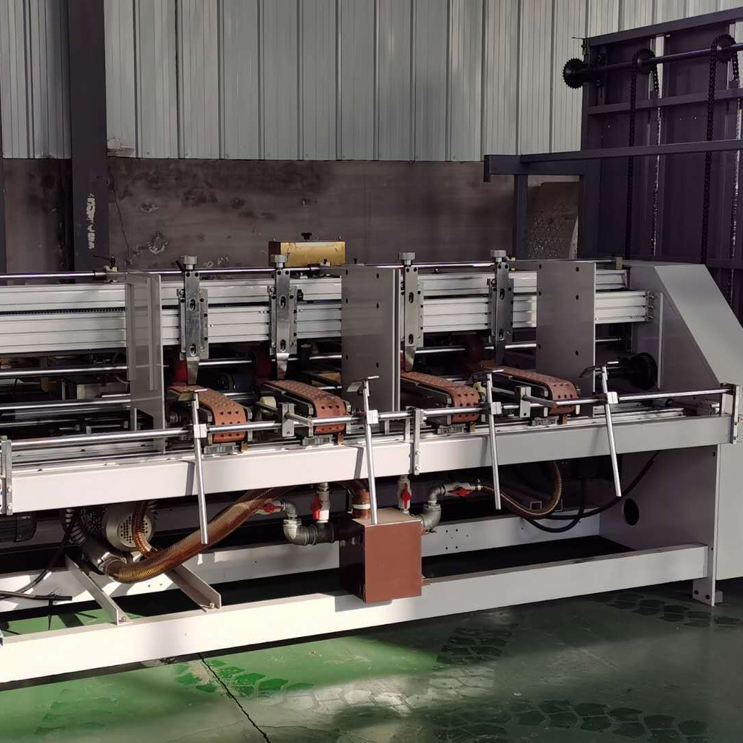 匯邦  水墨印刷機    紙箱機械設備 半自動印刷機 雙色開槽印刷機 紙板開槽機 中速鏈條機
