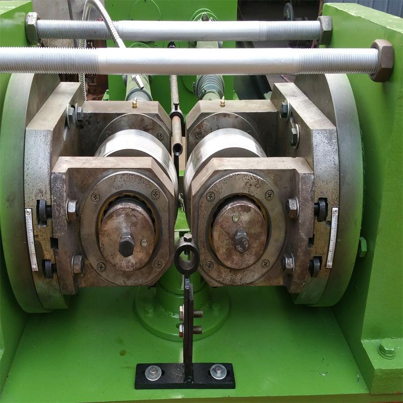 供應穿墻絲滾絲機 建筑絲杠機 止水螺栓滾絲機 售后無憂 品質保證示例圖4