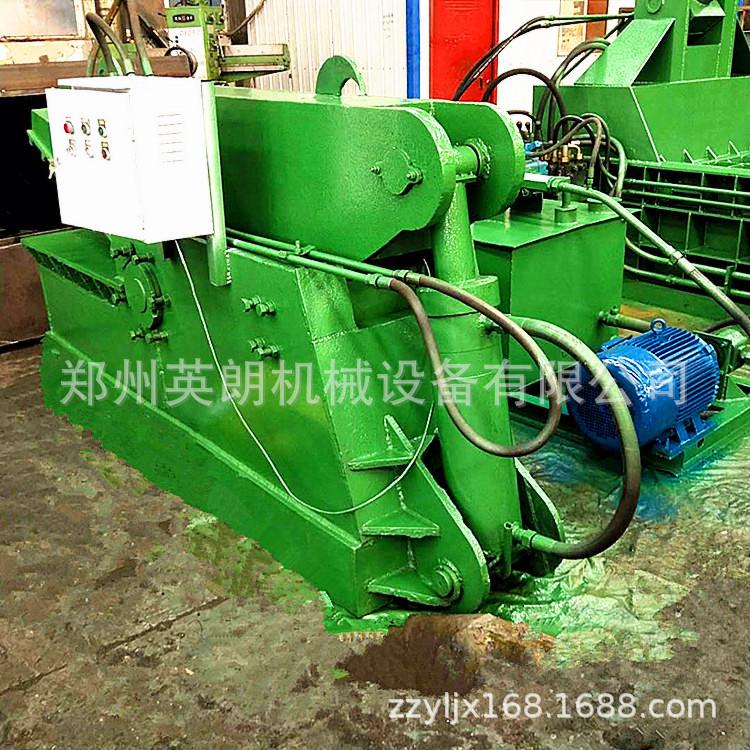 热销废旧金属鳄鱼剪切机 废铁液压鳄鱼剪 300吨钢板边角料剪断机示例图11