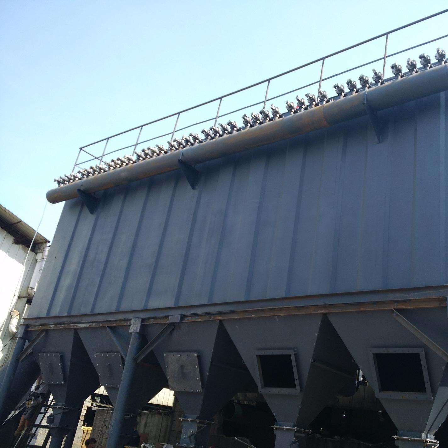 水泥廠專用收塵器 科宇環保 HD袋式除塵器