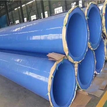 內外涂塑螺旋鋼管廠家 內外涂塑復合鋼管廠家 大口徑內外涂塑鋼管廠家