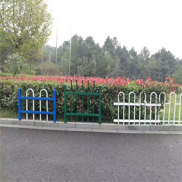 草地隔离栏 社区草坪护栏 道路绿化装饰护栏 云旭 厂家供应