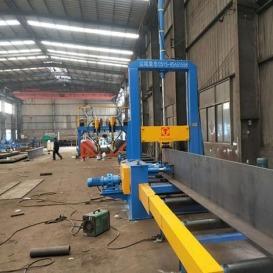 钢结构焊接设备江苏厂家 非标定制现货批发皇泰钢结构生产线