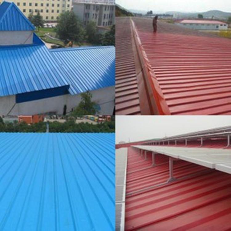 彩鋼屋面油漆翻新 彩鋼翻新除銹噴漆 彩鋼頂翻新專用漆 綠翼熱銷產品