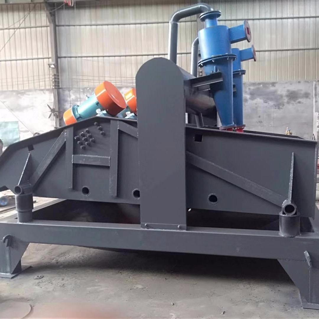 億順廠家直銷細沙回收脫水一體機,大型全自動脫水,各種型號可定制收沙機上下震動回收脫水