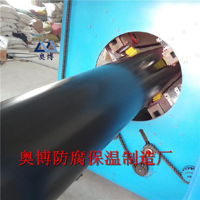 现货供应 聚乙烯夹克管 高密度聚乙烯黑夹克管 批发 聚乙烯外护管示例图8