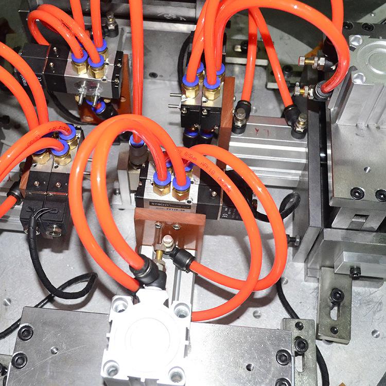 新品非标订做YX-2018 20KHz转盘式超声波塑焊接机,东莞超声波机示例图8