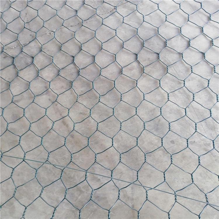 河道鋼絲石籠網 包塑石籠網箱 水利固腳雷諾護墊 安平縣泰同格賓石籠廠家