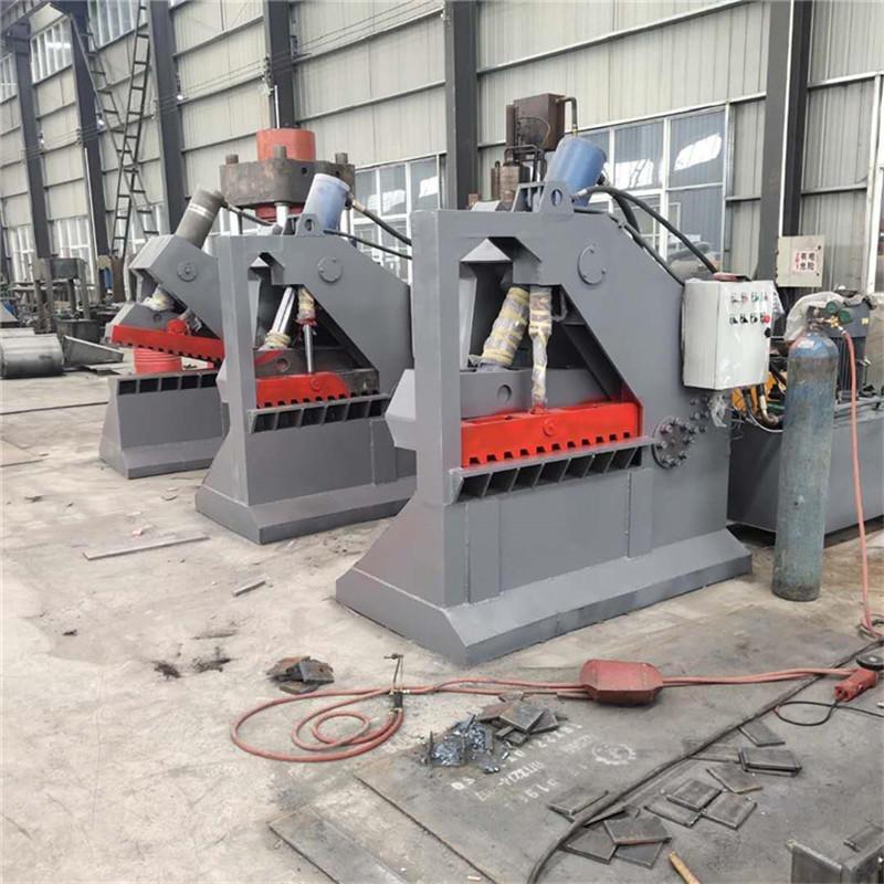 液压金属虎头式剪切机 重型废金属剪切机 废钢废铁虎头剪切机 新式重型报废汽车剪切机