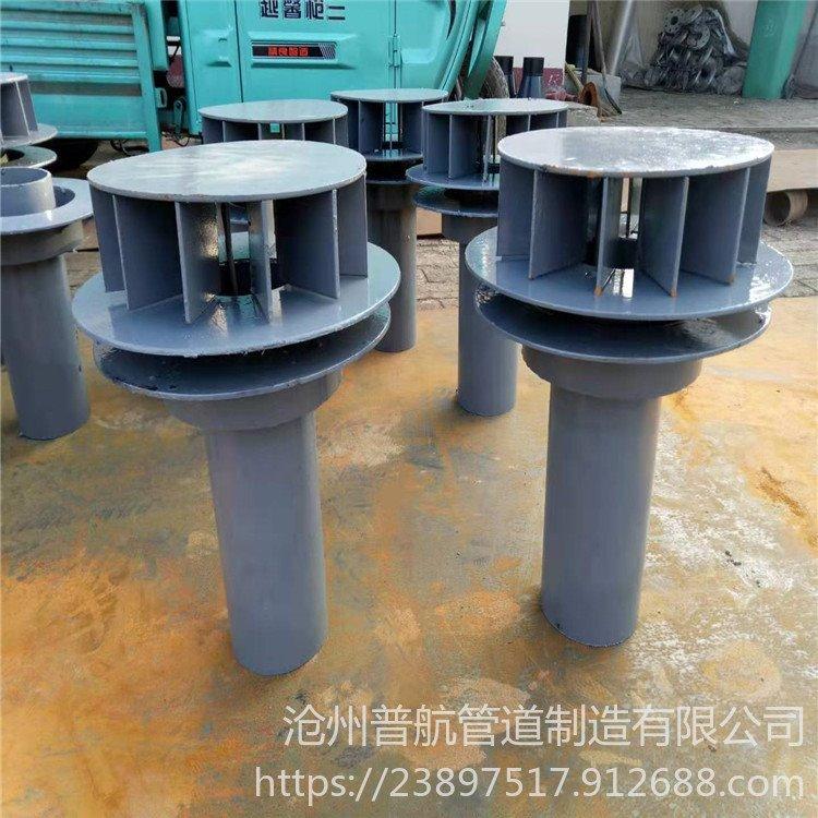 雨水斗 普航 钢制焊接87型雨水斗 不锈钢虹吸式雨水斗 生产厂家