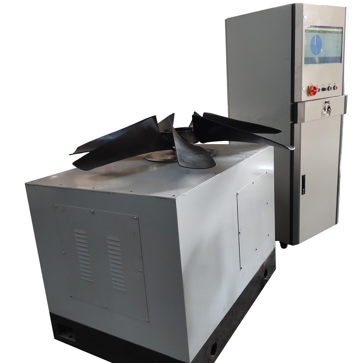 專業供應立式動平衡機 冷卻風機動平衡機 博迪浩 YLD-42A
