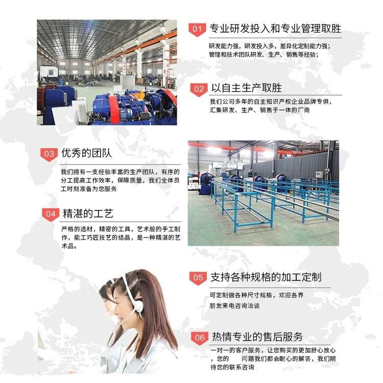 佛山名毅25型全自动花管机 机械生产设备 可加工 成平率高示例图7