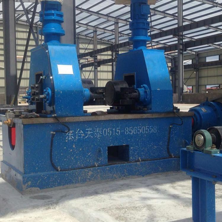 H型钢组立机江苏厂家  品质100%保证 7天包退换的钢结构组立机示例图5