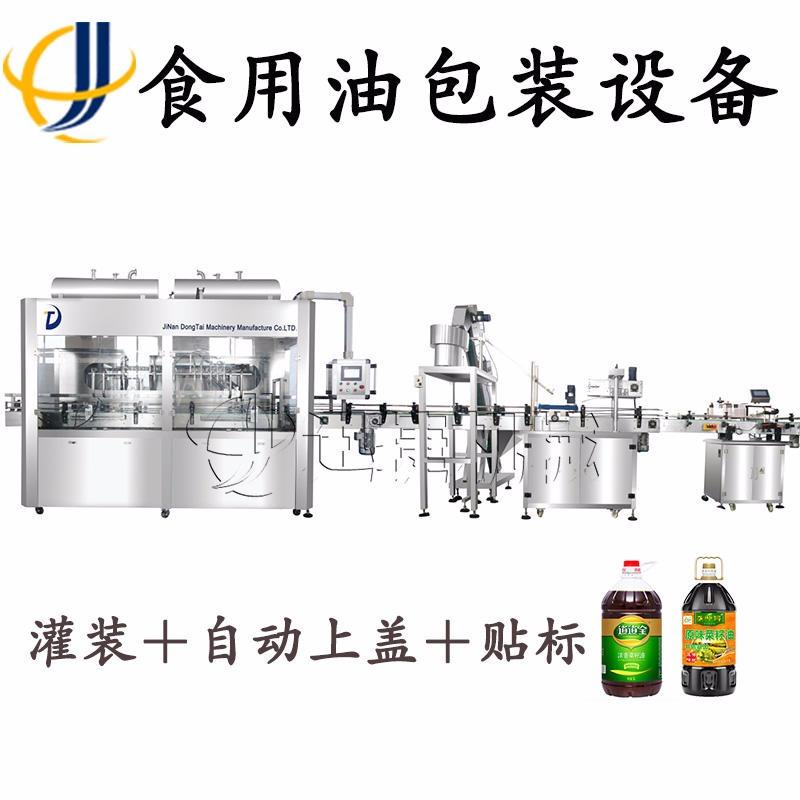 油脂油類灌裝機 橄欖油定量機 迅捷機械SWER-5