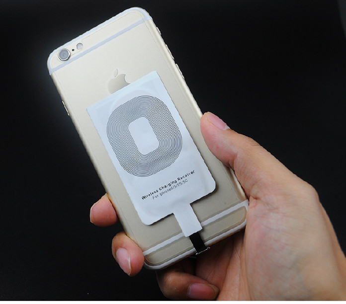批發無線充電接收器 QI線圈貼片安卓蘋果華為小米vivoOPPO通用