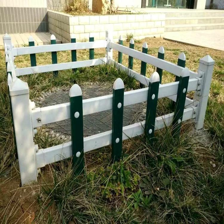 花坛金属栏杆 社区草坪护栏 小区绿化带围栏 云旭 现货销售