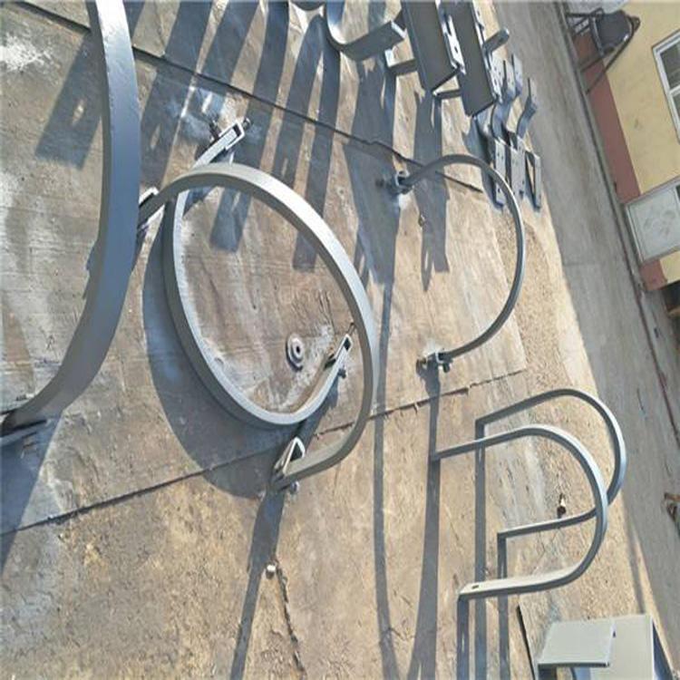滄州致恒管道 LC水平圓形管道雙拉桿吊架 價格多錢