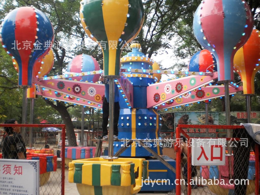 北京金典 桑巴气球 室外游乐设备 回本快的游乐设备示例图8