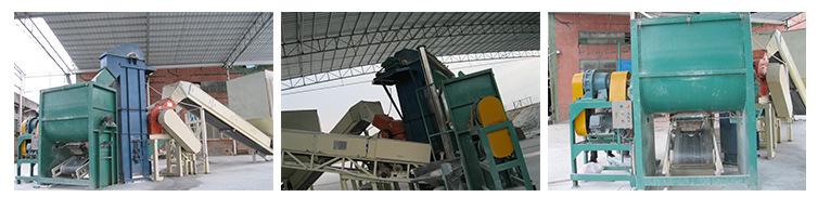立式搅拌机厂家 塑料混料机直供 粉料混合机 材质可安客户要求定示例图36