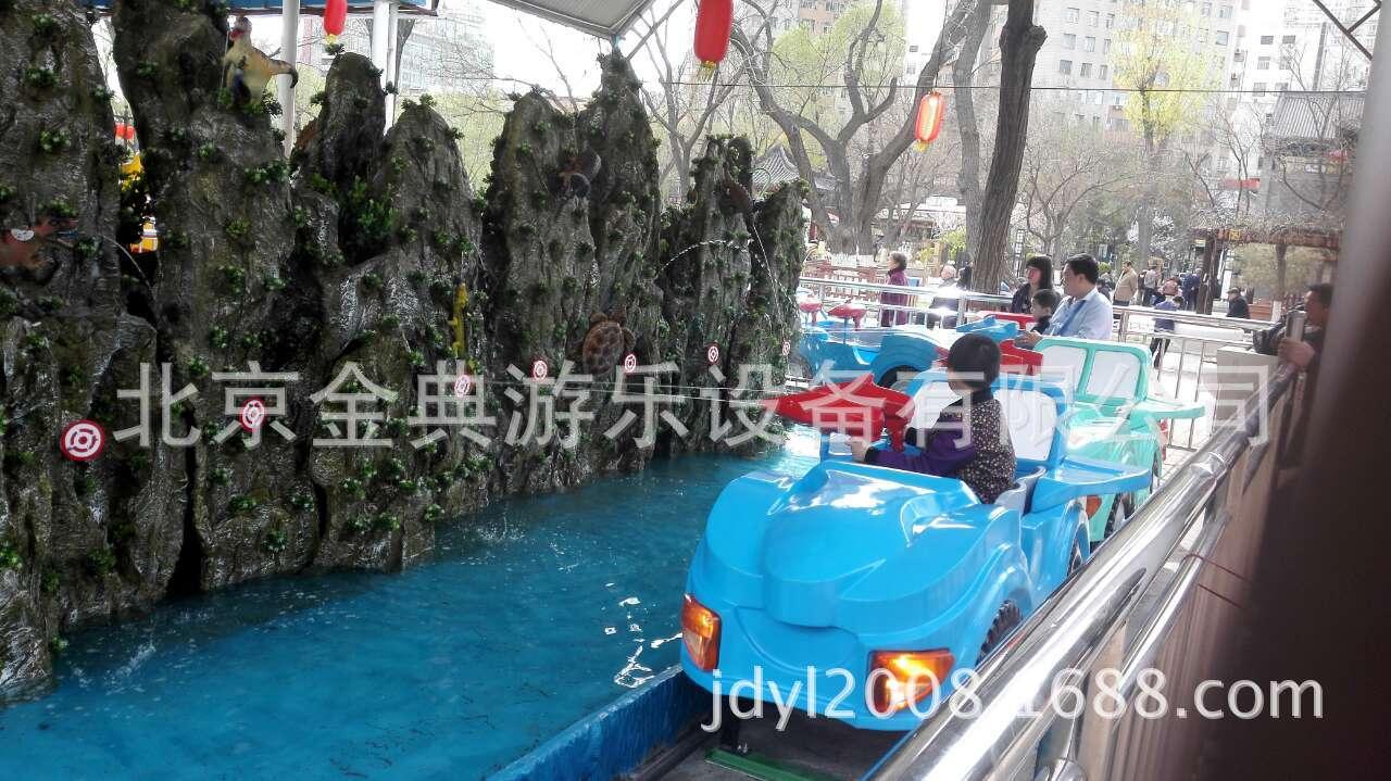 儿童打水游乐设备 儿童喜爱的游乐设备 水陆大战示例图5