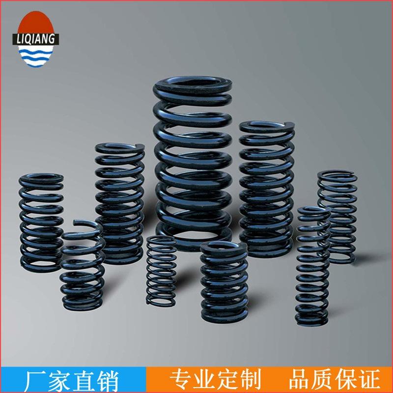 廠家直銷優質耐疲勞桶狀圓柱壓縮彈簧 螺旋壓簧加工批發 力強專業加工yh54126壓力彈簧 廈門壓簧生產廠家
