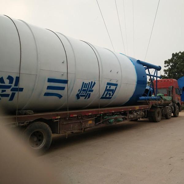 駐馬店100噸水泥倉價格80噸水泥罐廠家直徑3米