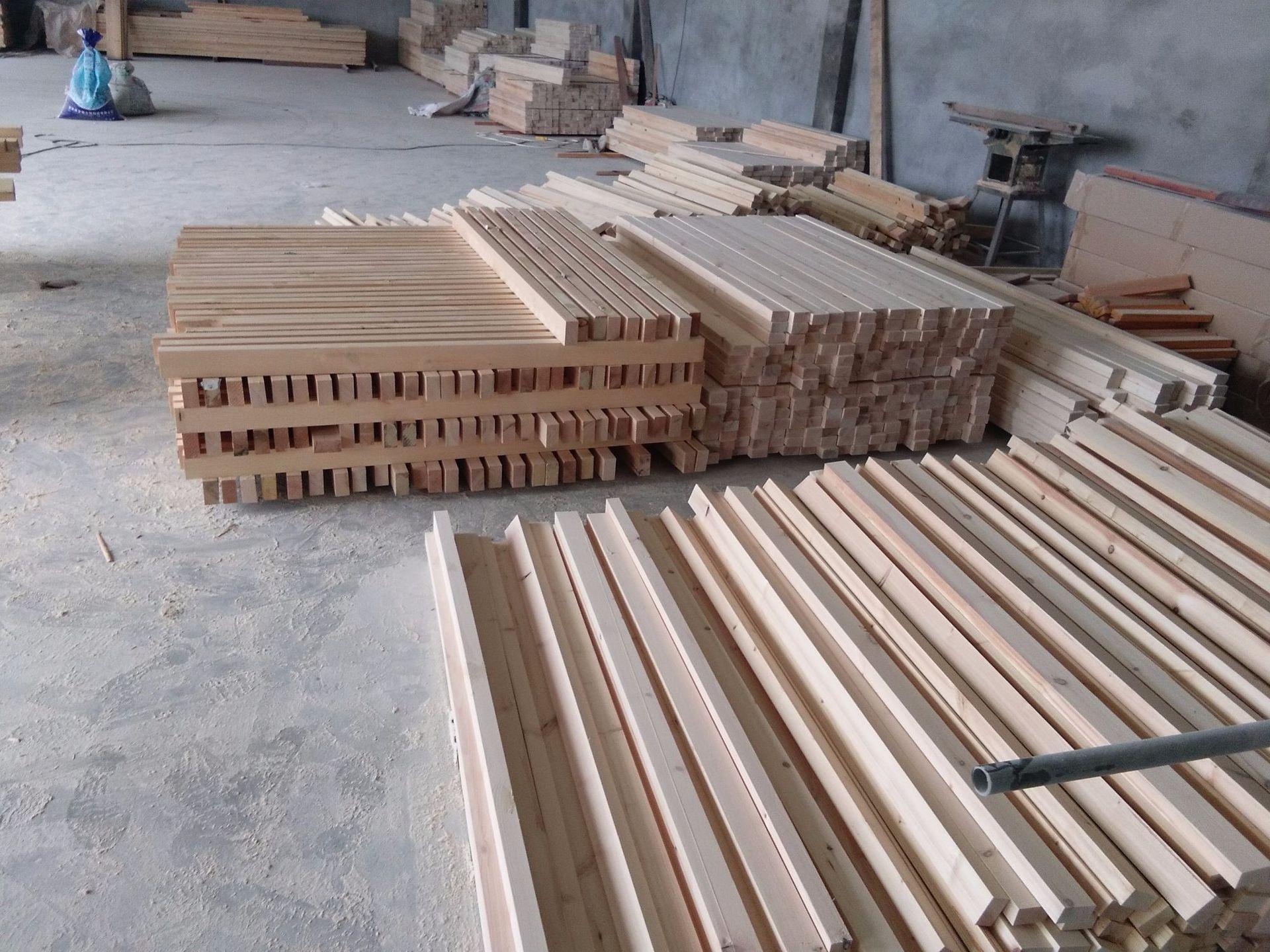 长期供应户外防腐木休闲椅 公园小区座椅 长椅 铸铁腿 实木 塑木示例图28