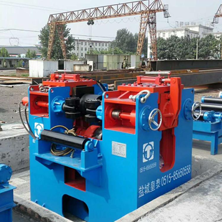 H型钢生产线江苏厂家直销上海 现货批发西安钢结构生产线设备示例图4