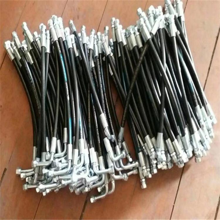 洲新礦用液壓支架膠管  高壓膠管 高壓油管 定制工程機械膠管