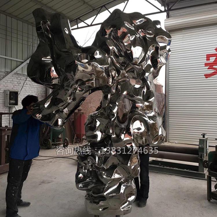厂家批发不锈钢雕塑定做 曲阳大量供应不锈钢雕塑报价 厂家直销不锈钢广场雕塑
