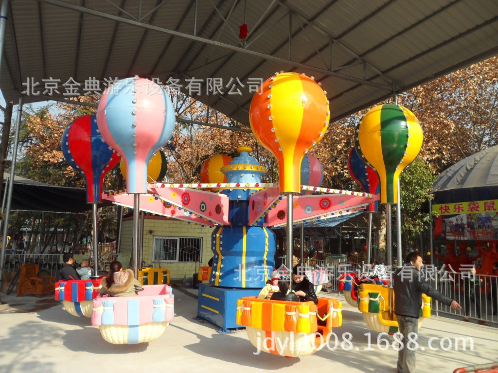 北京金典 桑巴气球 室外游乐设备 回本快的游乐设备示例图11