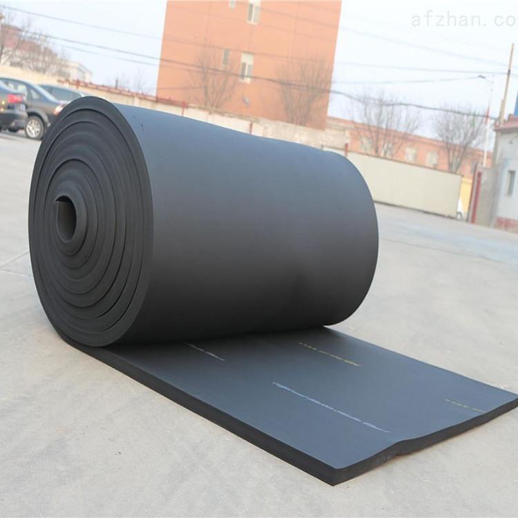 赢胜牌 风管专用橡塑板 保温板 橡塑海绵板