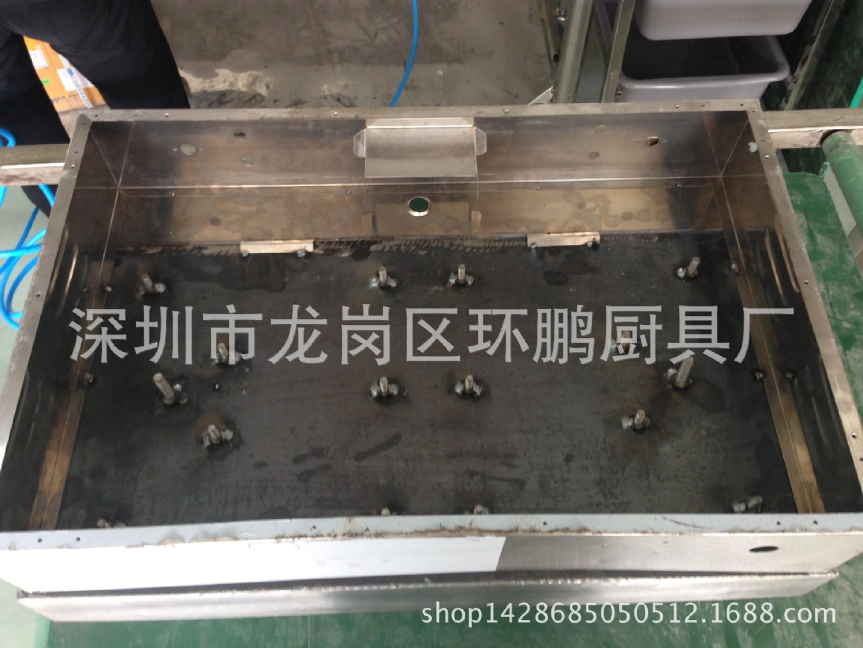 厂家直销我与你们不锈钢820电ζ 平扒炉煎饼炉加厚扒板双 4.2kw 炊事↑设备示例图35