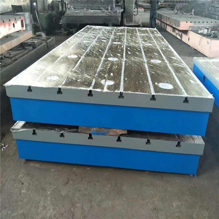 工业T型槽平台20004000 T型槽焊接平台 划线平台 划线平板 保证质量